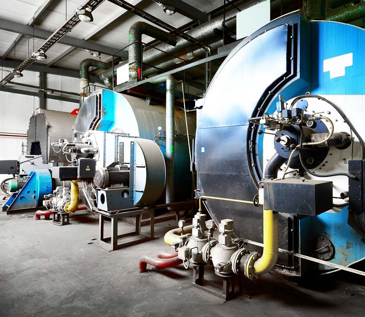 commercial boilers and burners servicing London